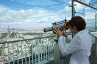 パリで一番キレイな夜景,モンパルナスタワー入場料・営業時間・基本情報ガイド