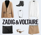 ZADIG & VOLTAIREパリ,ZADIG & VOLTAIREパリの店舗,パリのブランドショップ,フランスのファッションブランド,ZADIG & VOLTAIREメンズ,ZADIG & VOLTAIREレディース